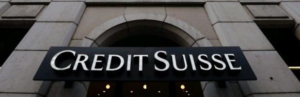 Credit Suisse lanza un profit warning por los tipos negativos y la guerra comercial