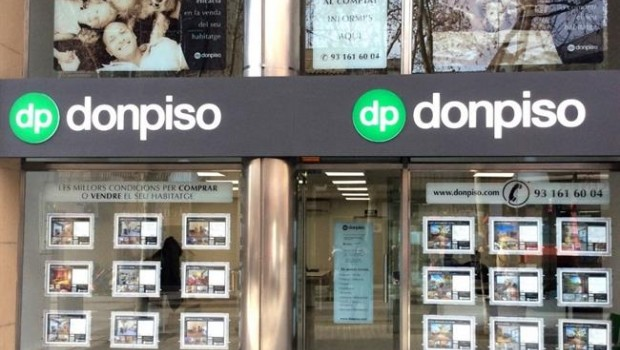 Econom a vivienda donpiso alcanza las 90 oficinas con for Oficinas ono madrid