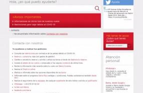 ep pagina web de iberia