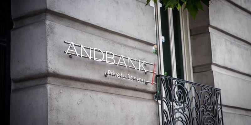 ep archivo - sede de andbank espana en madrid