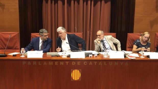 ep directormossos andreu martinez comparecela comisioninteriorparlament