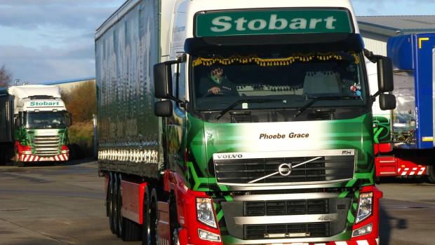 Stobart, transportation
