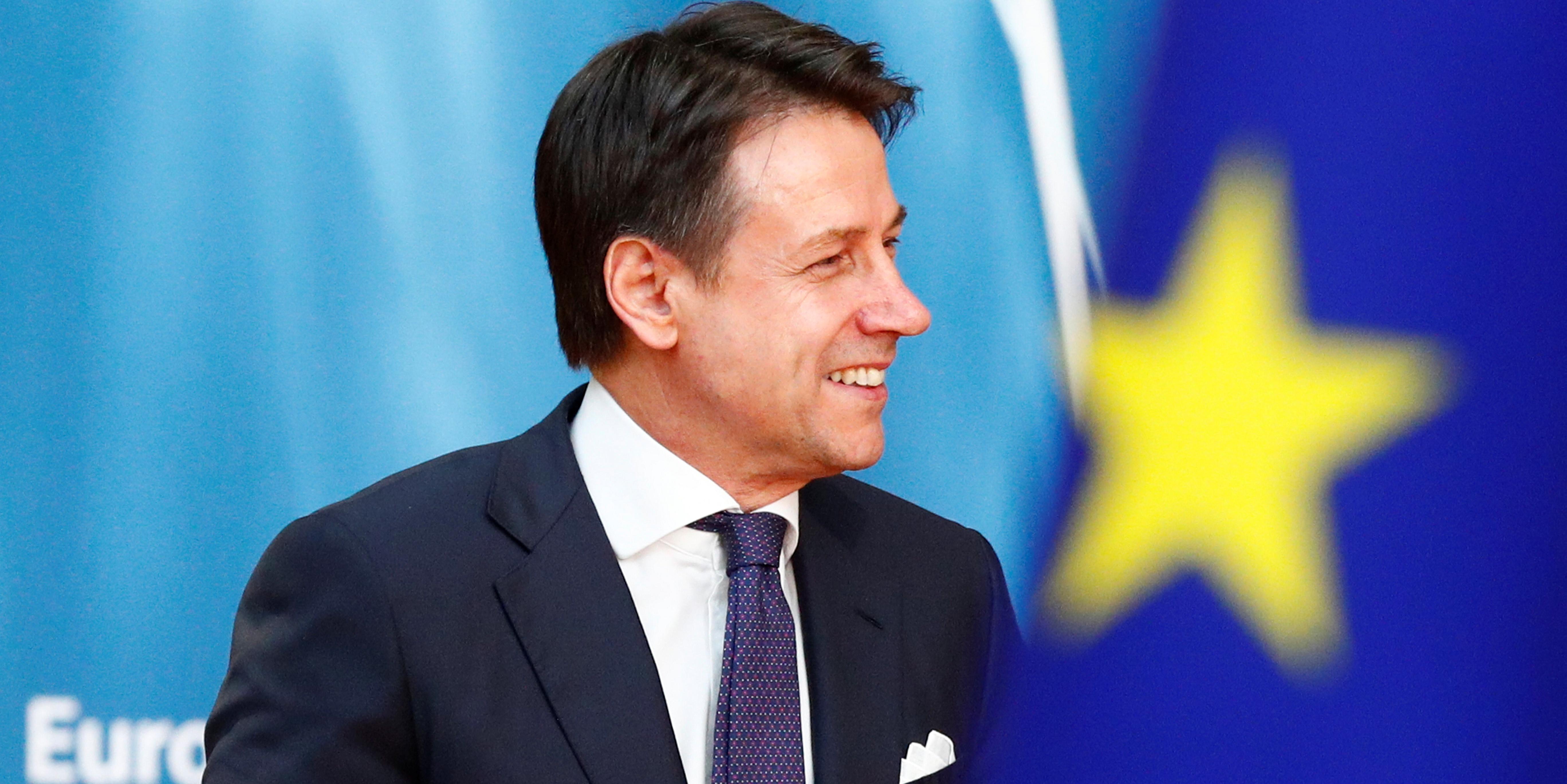 Congreso italiano avala al nuevo Gobierno de Giuseppe Conte