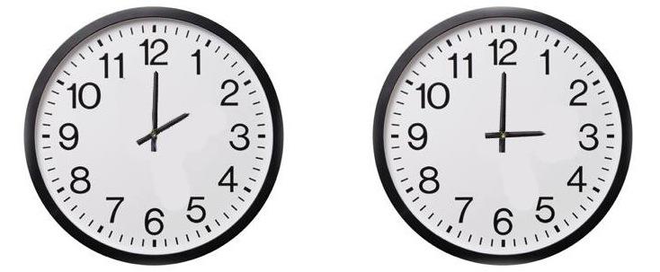 Reloj Para 29 Marzo HoraEspaña Adelanta De Domingo Cambio El 8O0knwP