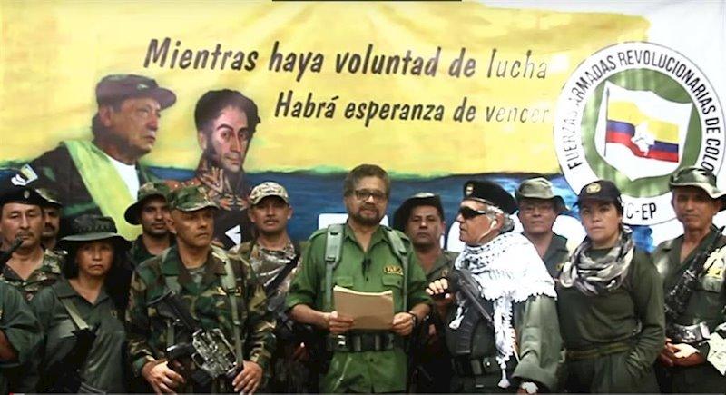 ep ivan marquez y otros disidentes de las farc anuncian la vuelta a las armas