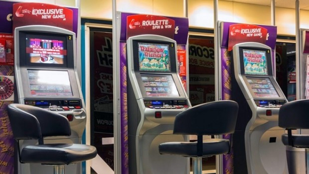 Gambling machines in bookies pigskin payout slot tournament