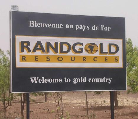 randgold resources billboard