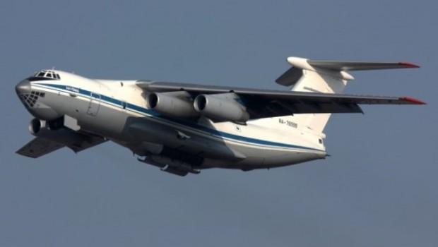 avion ruso incendios forestales