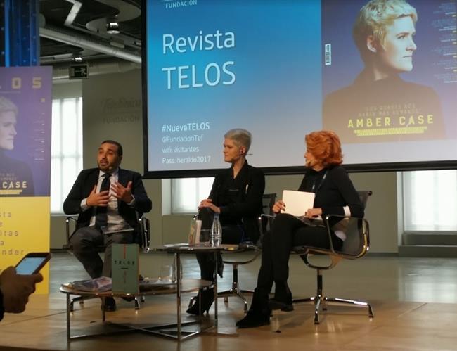 La revista Telos de Fundación Telefónica redirige sus contenidos hacia la sociedad digital