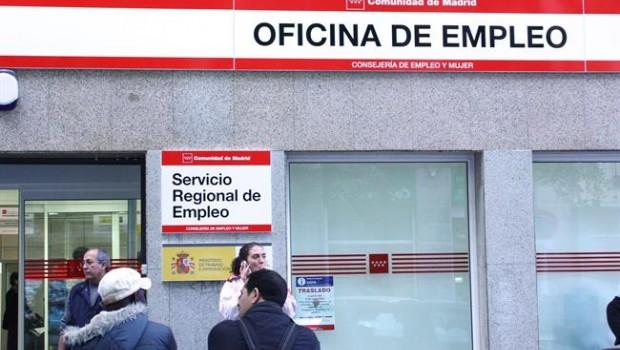 ep oficinaempleo inem paro parados