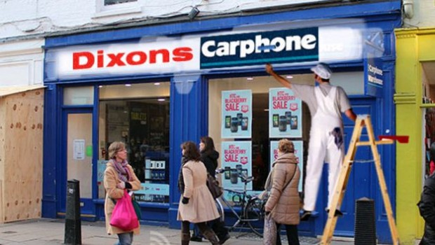 FTSE 250 movers: Contour falls again while Dixons' shares