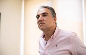 ep el consejerola presidencia administracion publica e interiorportavozejecutivo andaluz elias bendodo duranteentrevistaeuropa press