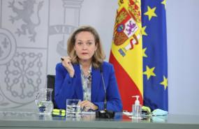 ep la vicepresidenta tercera y ministra de asuntos economicos y transformacion digital nadia calvino