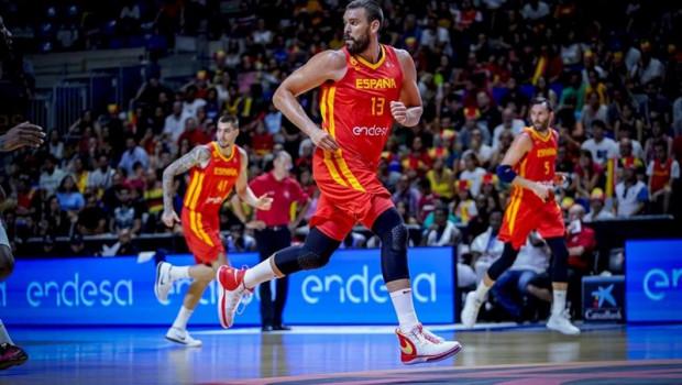 55-74: España disputó ante Rusia el último amistoso antes del Mundial