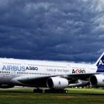 airbus avion aeropuerto