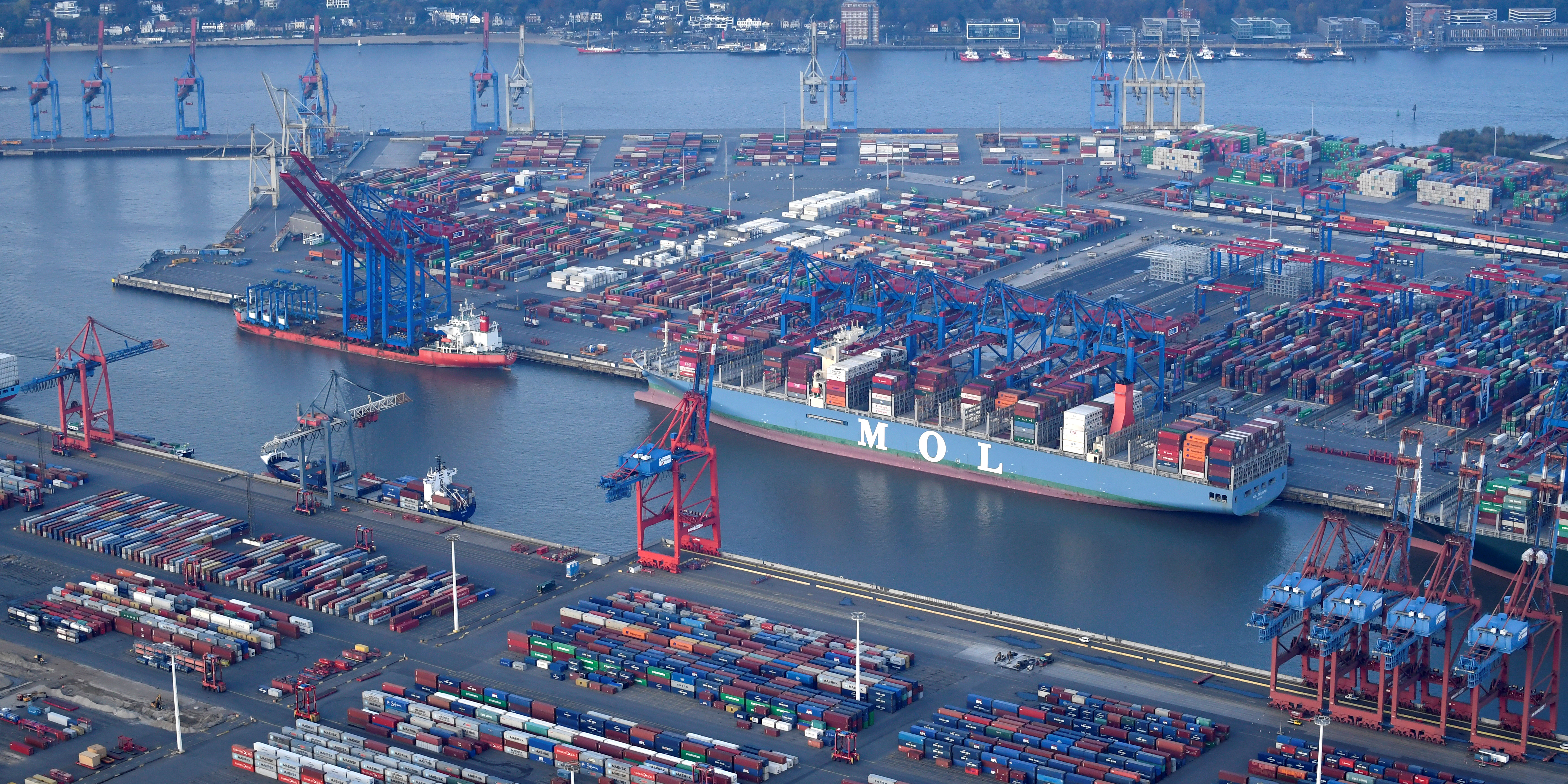 hambourg-port-allemagne-croissance-exportations-containers