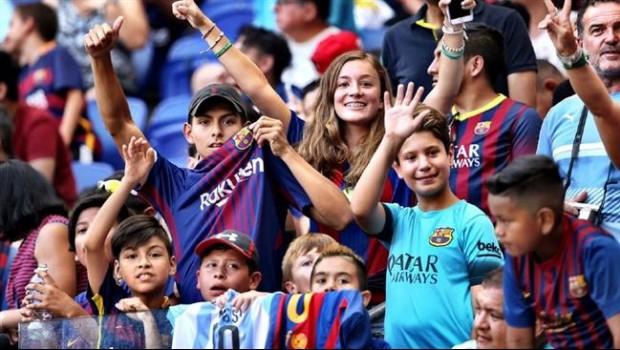 ep aficionados aficion barcelona