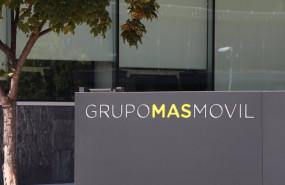 ep archivo   fachada de la empresa grupo mas movil ubicada en madrid