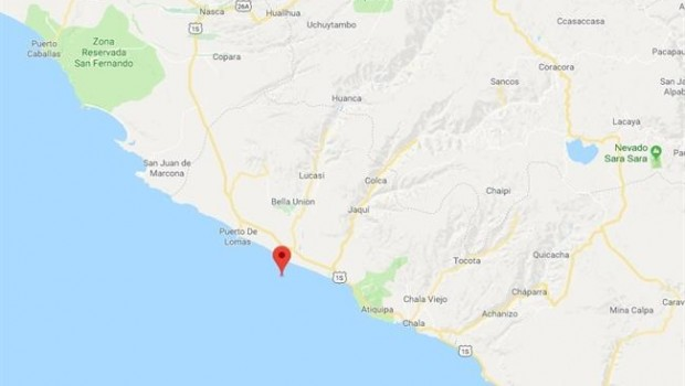 ep terremoto peru enero 2018