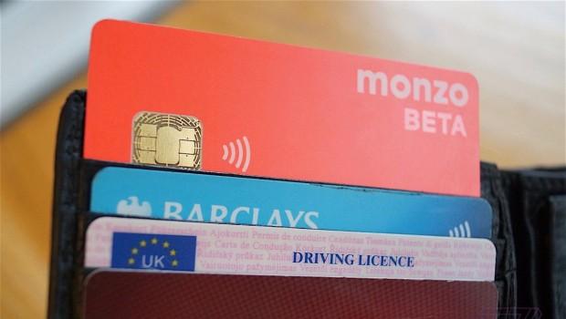 monzo mondo challenger bank fintech