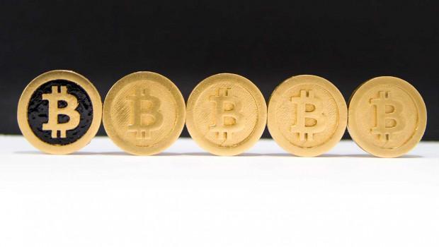 fila monedas bitcoin