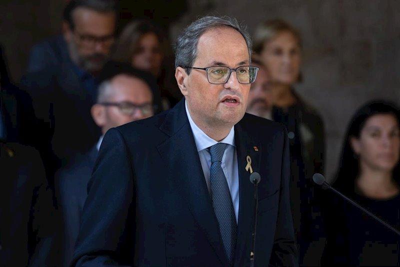 ep el president de la generalitat de catalunya quim torra archivo