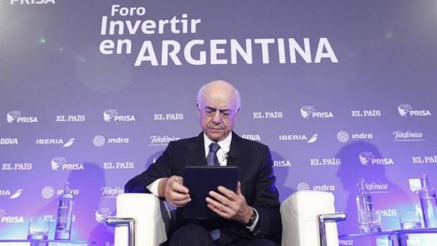 ep presidentebbva francisco gonzalez enfoto invertirargentina