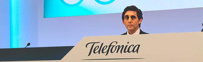 Siguen las caídas en Telefónica, que vuelve a ser el peor valor del Ibex 35