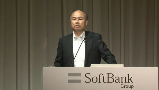 Softbank CEO