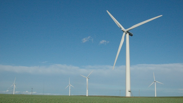 wind, windfarm, renewable, turbine