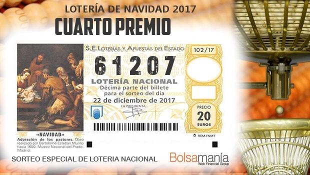 En directo | Sorteo de la Lotería de Navidad 2017 - Bolsamanía.com