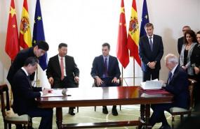 ep espanachina firmanserieacuerdos economicosculturales durantevisitaestadoxi jinping