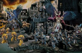 games workshop warhammer