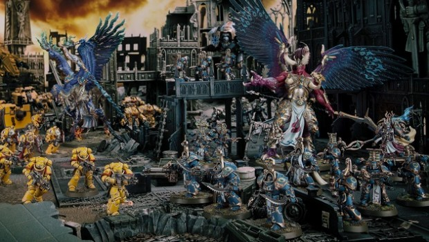 Norwich's Warhammer maker Games Workshop posts another strong year