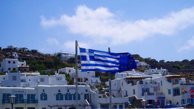 grecia, bandera, greece, greek flag