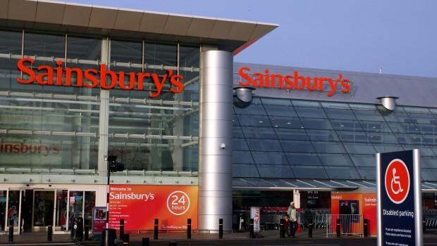 Sainsburys store, retail, supermarkets, Sainsbury's