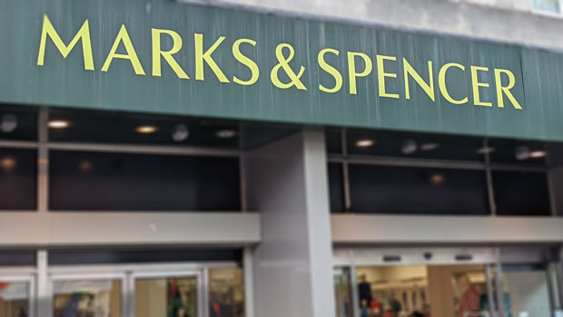 dl marks and spencer m&s ms shop sign shopping